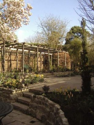 Botanic gardens kent garden design kent landscaping for Garden design kent